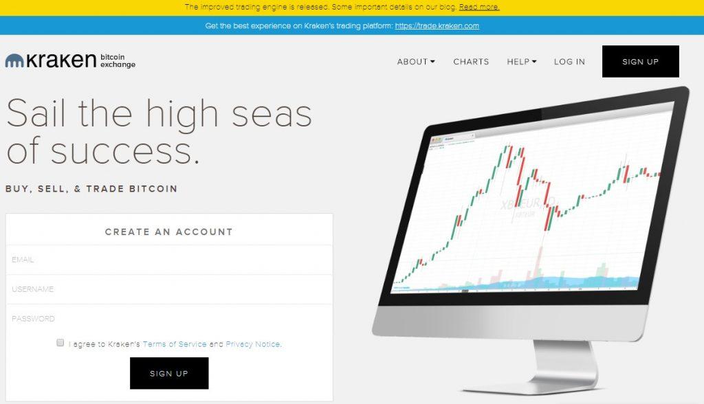 Kraken обзор биржи